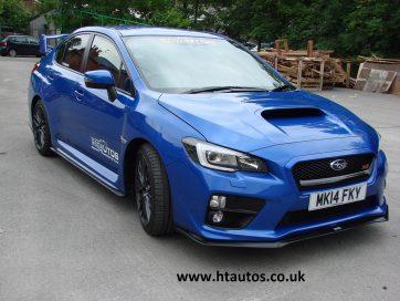 Subaru 2015 Wrx Sti Bottomline Body Kit Lip Kit